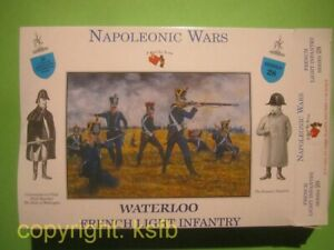 1:32 Figuren Call to Arms #28 Napoleon Frankreich leichte Infanterie Soldaten