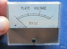 Yaesu FL-2100B Original Voltage Meter Used