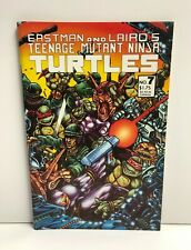 Teenage Mutant Ninja Turtles comic book #7 Eastman and Laird (1986 Mirage)