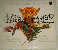 PAPER TIGER (Roy Budd) original UK stereo lp (1975)