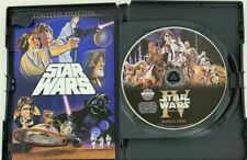 ✅ STAR WARS A NEW HOPE THEATRICAL VERSION RELEASE CUT (DVD 1977)- HAN SHOOTS 1st