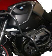 Paramotore Crash Bars HEED BMW R 1200 GS (2004 - 2012) - Full Bunker argento