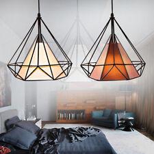 Deckenleuchte Vintage Lampenschirm Industrial Hängeleuchte Deckenlampe Metall