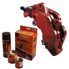 Kit Peinture Rouge Brillant Étrier De frein Voiture Bombe Dégraissant 4 Étriers