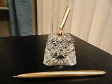 Crystal base gold colored pen - Lillian Rose -
