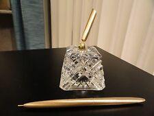 Crystal base gold colored pen - Lillian Rose -