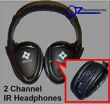 Headphones wireless car DVD compatible with OAWHP Option Audio system