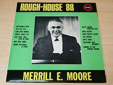 Merrill E. Moore/Rough House 88/1969 Ember Records LP
