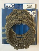 Yamaha MT125 (2014 to 2018) EBC Heavy Duty Clutch Friction Plate Kit (CK1119)