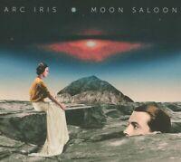 Arc Iris Moon Saloon (2016) 10-track CD Album digipak Neu/Verpackt