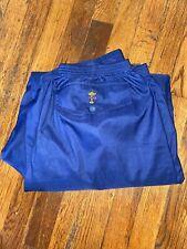 Gore-tex Fabrics Blue Pants XXL Elastic Waist 1993 Athletic
