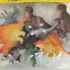 """8 pc 4"""" Dinosaures Jouet Modèle figurines animaux jouets"""