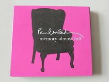 Paul McCartney MEMORY ALMOST FULL CD / DVD  Beatles