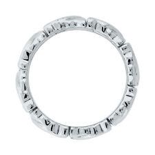Cartier Ring aus Weißgold ohne Steine