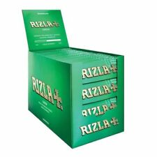 Rizla Green Cigarette Smoking Rolling Papers 100 Genuine 5booklets