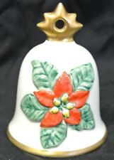 1988 Goebel Hummel Annual Christmas Bell Ornament No Box