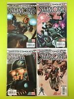ANNIHILATION CONQUEST STARLORD #1-4 MARVEL LIMITED SERIES Marvel NM 9.4