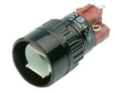 EAO 51-131.025Illuminated Pushbutton Switch, 51 Series, SPST-NC, SPST-NO