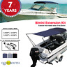 Oceansouth Bimini Extension Kit Airflow Boat Shades