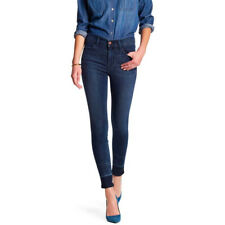 Level 99 Tracy High Rise Ultra Skinny Jeans Scarlet Wash Size 30 NWT Release Hem