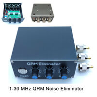 Assembled QRM Eliminator X-Phase 1-30 MHz HF Bands Amplifier Noise Eliminator