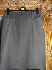 Knee Length Polyester Regular Size Skirts for Women NEXT