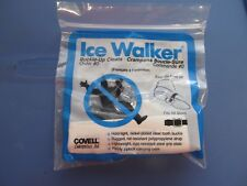 Covell Ice Walker Buckle-Up Cleats 1 pair of ice cleats New Free Shipping
