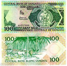 Vanuatu Billet 100 VATU ND ( 1982 ) P1  STATUT  NEUF UNC
