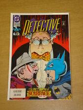 DETECTIVE COMICS #642 BATMAN DARK KNIGHT NM CONDITION MARCH 1992