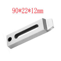 Wire EDM Stainless Jig Holder For Clamping 90 x 22 x 12 mm M8 Screw Machine Part