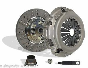 HD CLUTCH KIT SET for TOYOTA TACOMA TUNDRA 4RUNNER T100 3.4L V6 2WD 4WD DOHC