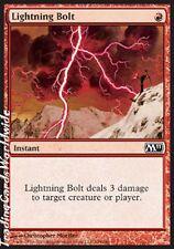 Lightning Bolt // foil // nm // Magic 2011 // Engl. // Magic the Gathering