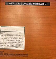 Diffraction International Avalon Curved Mirror B 120r-0143/HA120Z /HA50TI/Ch/Pr