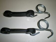 (SET OF 2) TRACTOR BAGGER LATCH - CRAFTSMAN  REPLACES 160793  RIDING MOWER