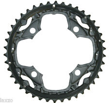 Shimano SLX FC-M660-10 SPEED PARACATENA NERO 42 T/104 mm per le guarniture triple