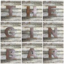 Shabby Chic Bar & Pub Metal Decorative Plaques & Signs