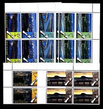 NEW ZEALAND - NUOVA ZELANDA - 1997 - Treni della Nuova Zelanda