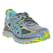 Asics Gel-Scram 3 Women's Running Shoes Mid Grey/Turquoise/Aluminum size 6