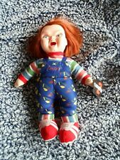 """Chucky Doll 14"""" Child's Play 2 movie 1990's Universal Studios by Toy Works"""