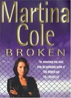 Broken,Martina Cole- 9780747277521