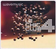 Le Chic Club 4 Wavemusic 2012 Ben Westbeech Cool Million Goldfrapp