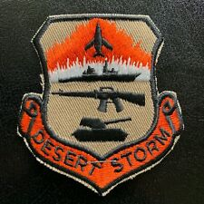 Operation Desert Storm USAF US Air Force Patch NEW