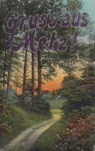 Gruß aus Metz - Glitzerdruck gl1916? E6180