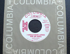"7"" Jack Bedient & The Chessmen - I Could Have Loved You So Well - US Columbia"