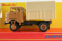 "Busch/Espewe 95255 IFA W50 LA P/P (1968) ""Expedition Mexiko"" 1:87/H0 NEU/OVP"