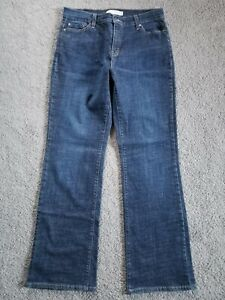 Women's Levi's 512 Denim Jeans Size 12 M  Perfectly Slimming Boot Cut