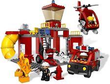 "LEGO duplo ""LEGO Villle Fire Station""(5601) - retired!  New!"