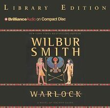 Warlock: A Novel of Ancient Egypt Brilliance Audio on Compact Disc