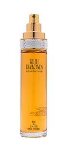 White Diamonds by Elizabeth Taylor 3.3 3.4 oz EDT Perfume for Women New Tester