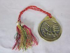 Korea Horse Medallion Korean Horse Warrants MAP'AE REPLICA 4 Horse Ma Pae